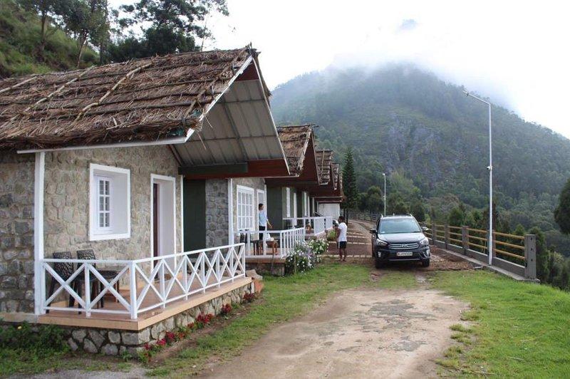 ANAERANGAL CAMP: Cottage 1, holiday rental in Vattavada