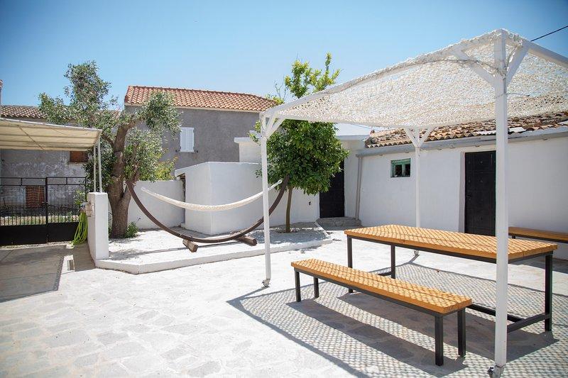 Keros Apartments, location de vacances à Lemnos