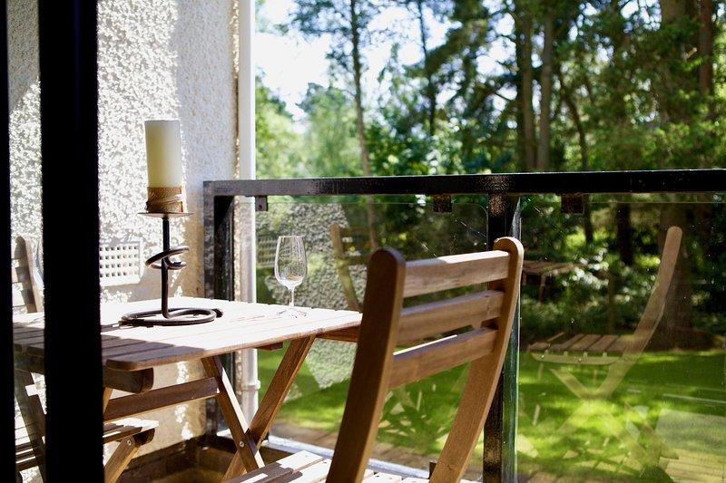 Craigrossie, Ferienwohnung in Auchterarder