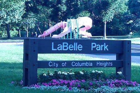 Close to LaBelle Park