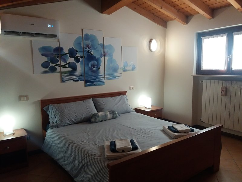 Il Fante di Picche a Verolanuova BS, holiday rental in Torre Pallavicina