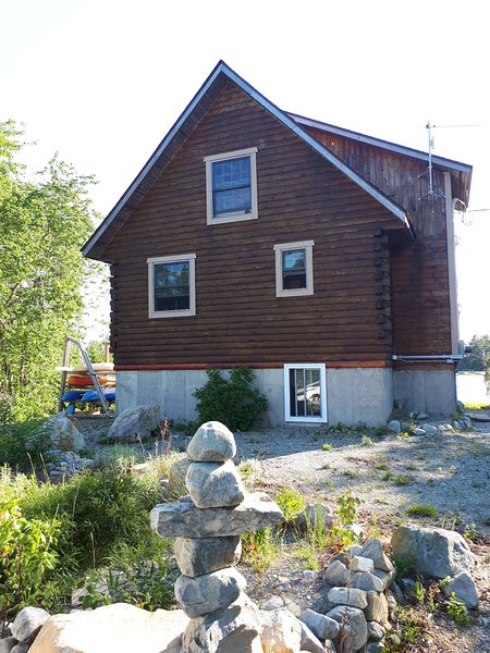 BLUE HERON COTTAGE, alquiler de vacaciones en Hunts Point