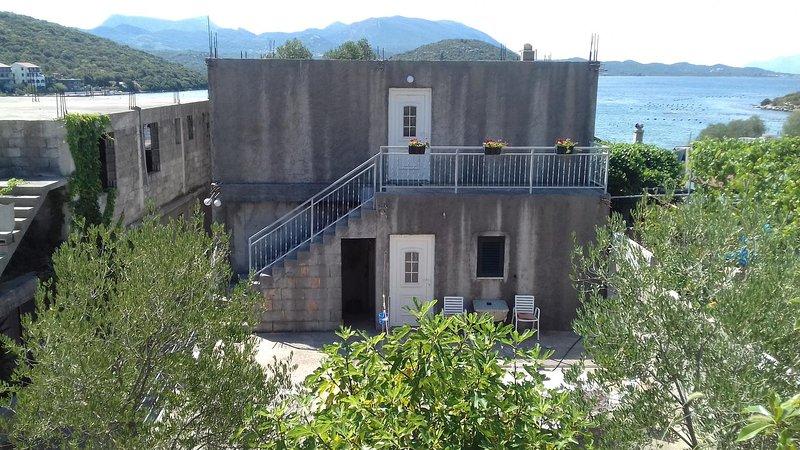 Two bedroom apartment Luka Dubrava, Pelješac (A-14040-a), holiday rental in Zuljana