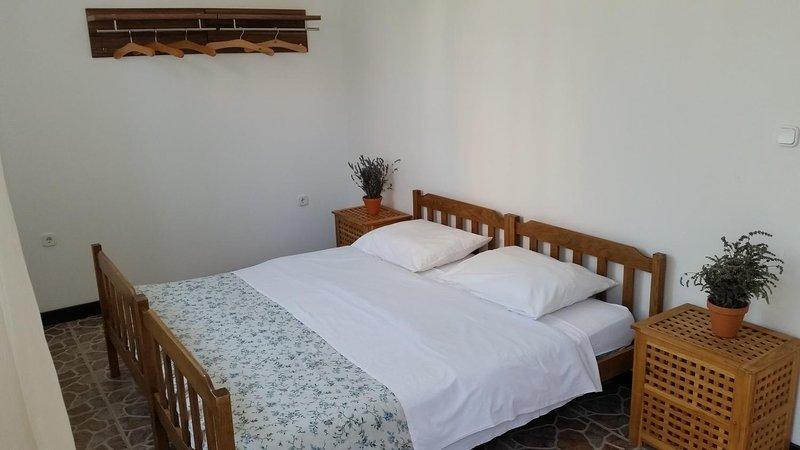 Dormitorio 1, Superficie: 8 m²