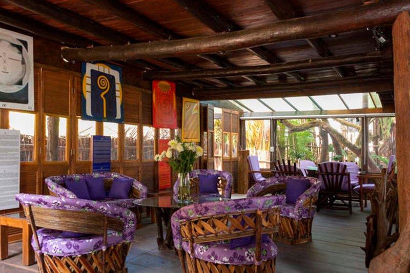 Chillaxing Garden View Beach House, alquiler de vacaciones en Tulum Beach