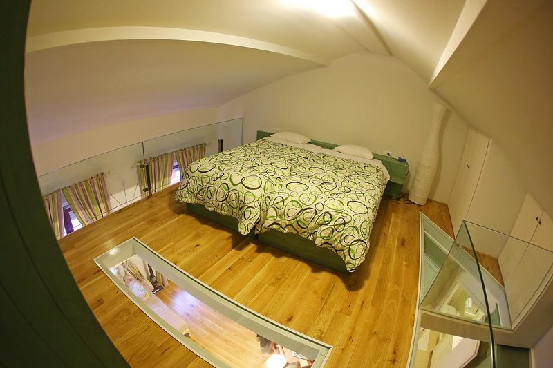 Bedroom, Surface: 4 m²