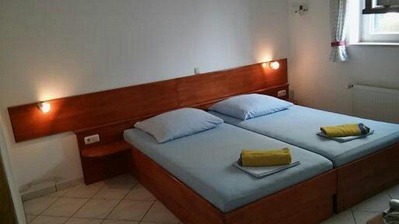 Dormitorio, Superficie: 18 m²