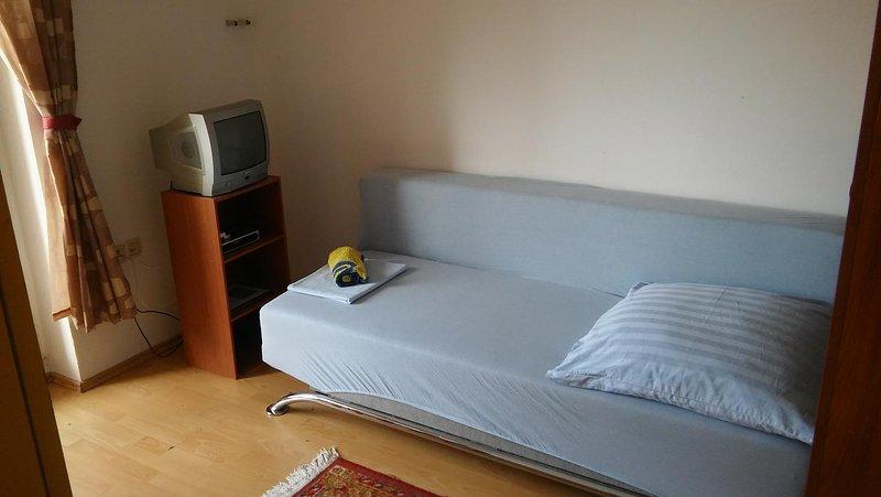 Dormitorio, Superficie: 12 m²