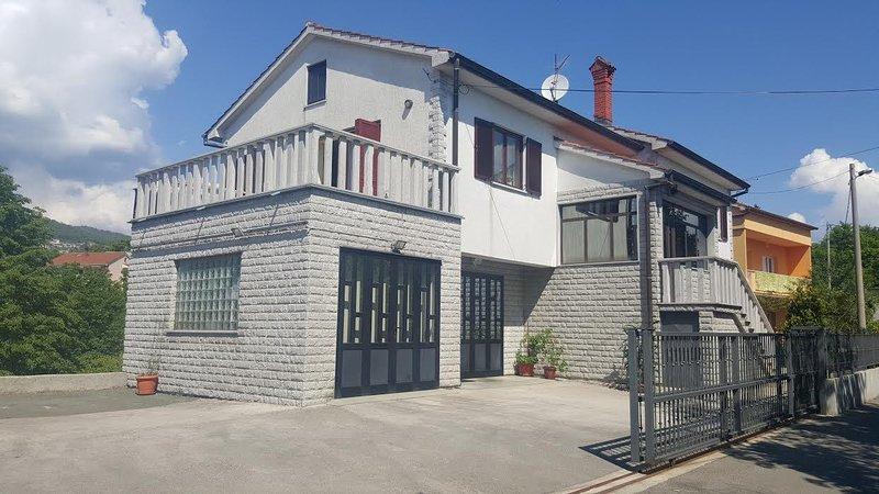 Two bedroom apartment Mihotići, Opatija (A-14908-a), location de vacances à Matulji