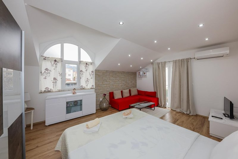 Bedroom, Surface: 25 m²