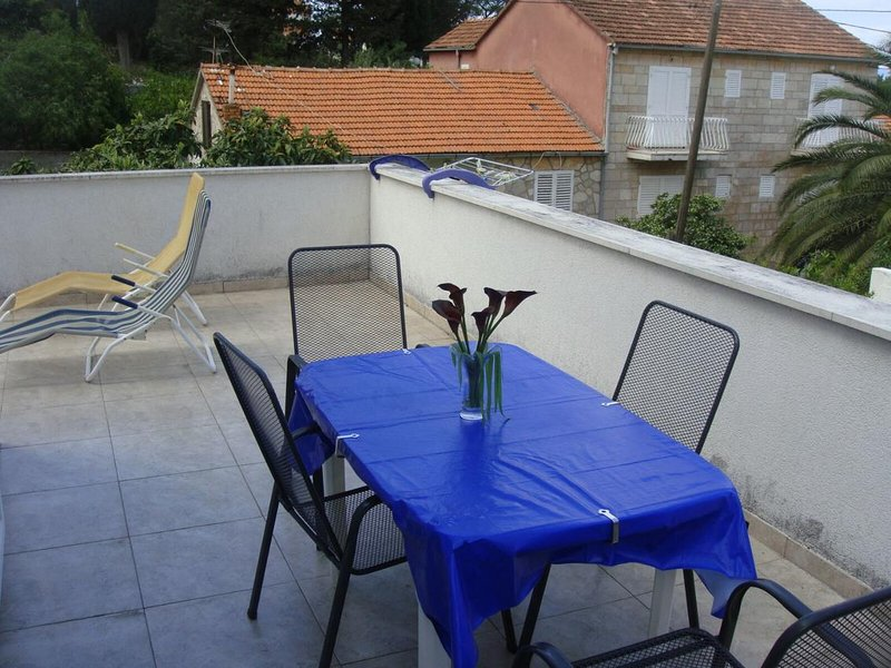 Terrace, Surface: 45 m²
