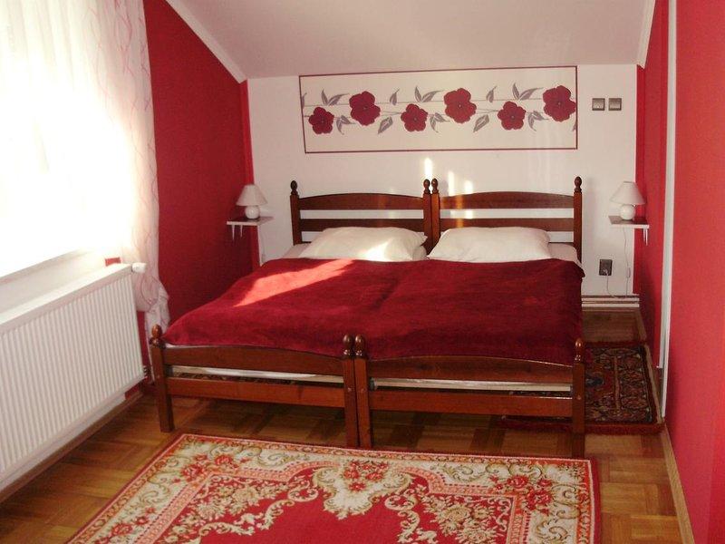 Slaapkamer, oppervlakte: 18 m²