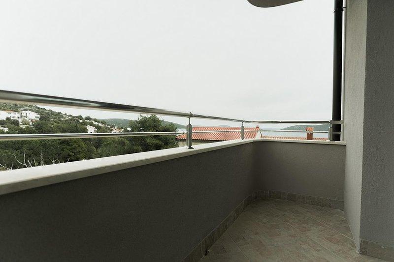 Balcón, Superficie: 3 m²
