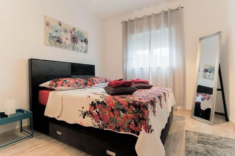 Dormitorio 1, superficie: 20 m²