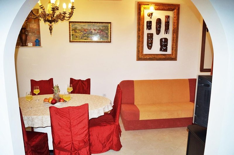 Jesenice Apartment Sleeps 6 with Air Con - 5606539, vacation rental in Krilo