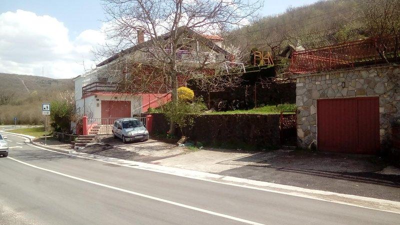 Two bedroom house Grab, Zagora (K-15208), vacation rental in Vedrine