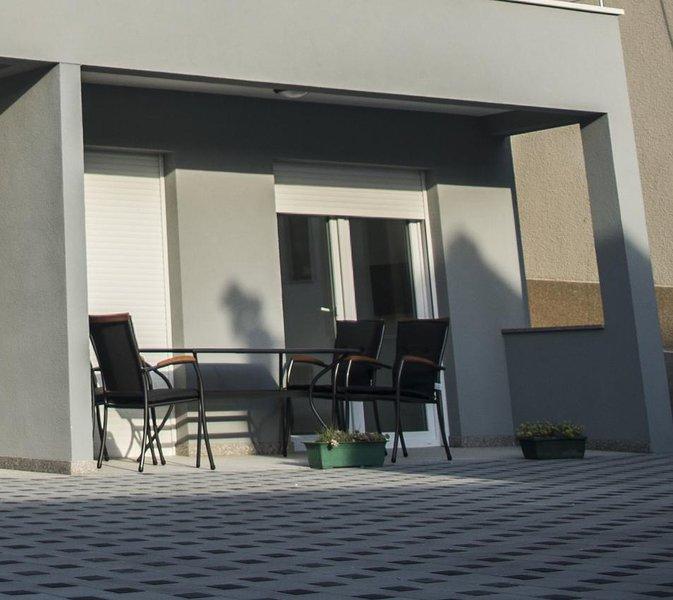 Terraza, Superficie: 7 m²