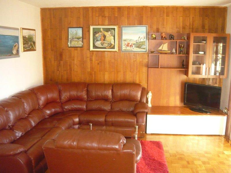 Sala de estar, superficie: 15 m²