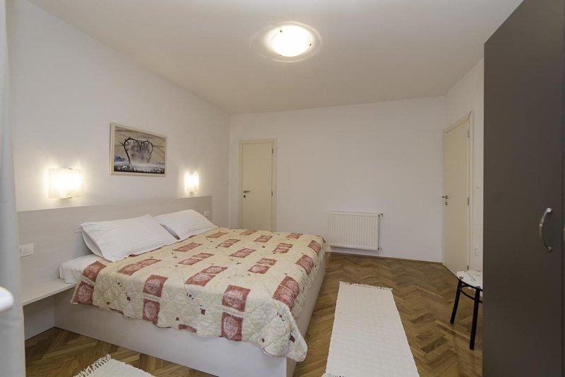 Dormitorio 1, superficie: 15 m²