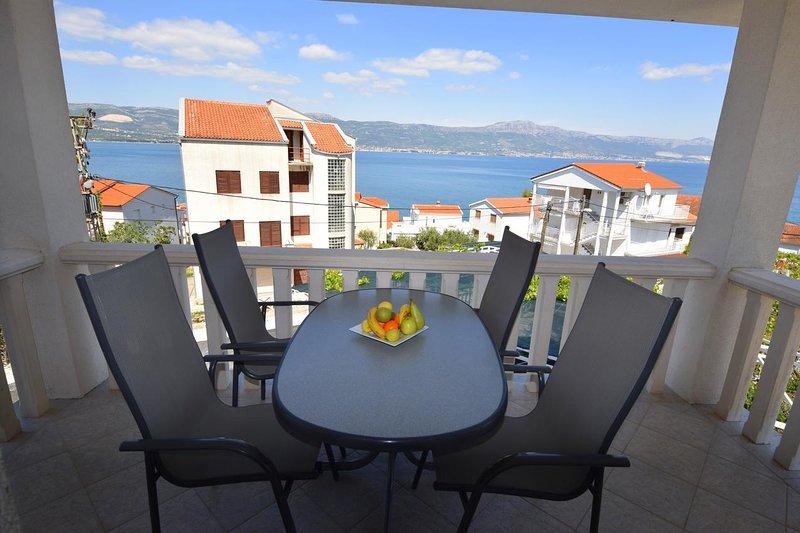 Terrace, Surface: 50 m²