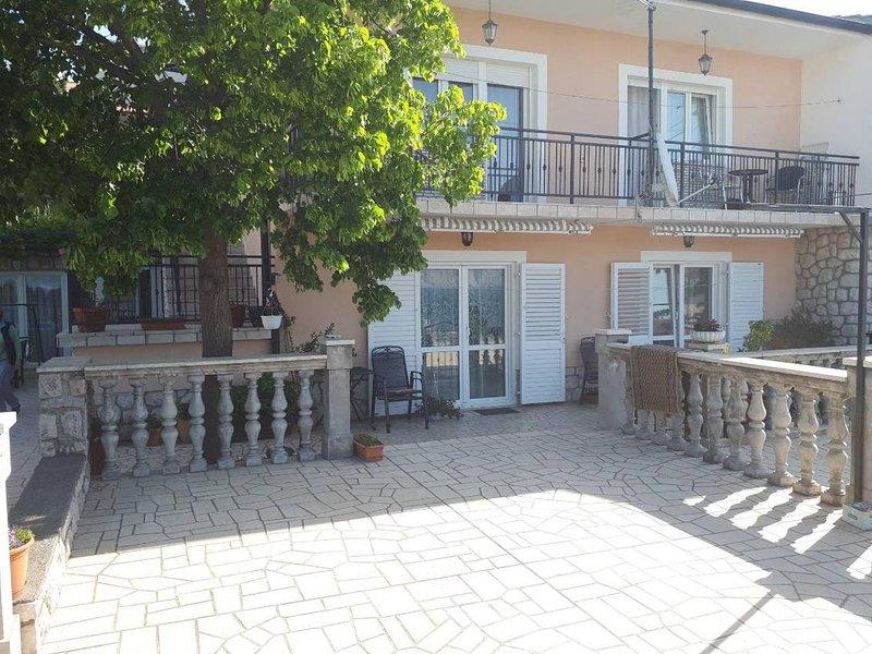 Terrace, Surface: 40 m²