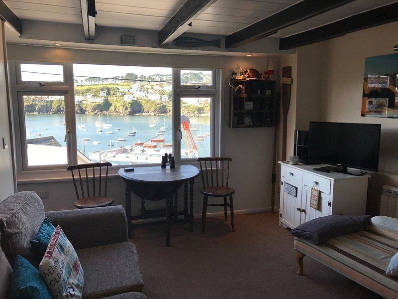 Middle floor open plan lounge/kitchen/ diner