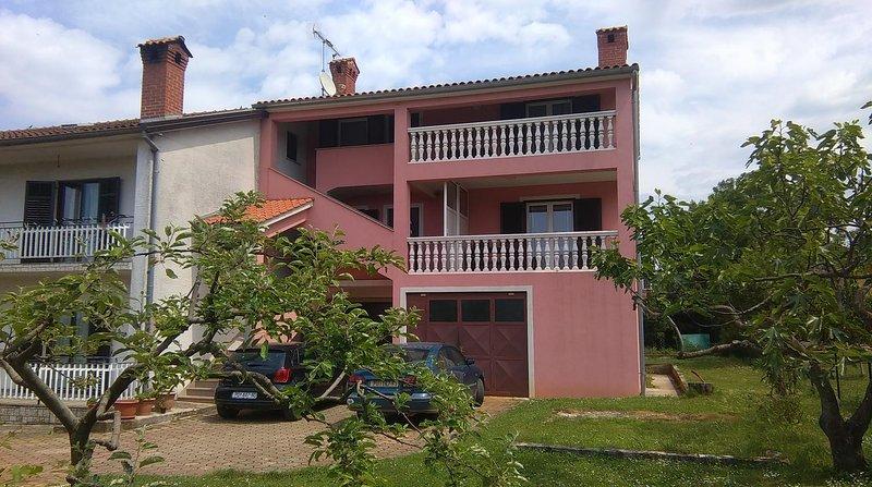 Two bedroom apartment Flengi, Poreč (A-15395-b), holiday rental in Fuskulin