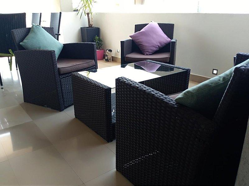 Terrace, Surface: 21 m²
