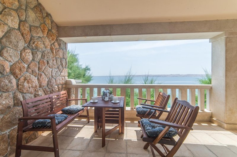 Baric Draga Apartment Sleeps 5 with Air Con - 5634896, vacation rental in Baric Draga