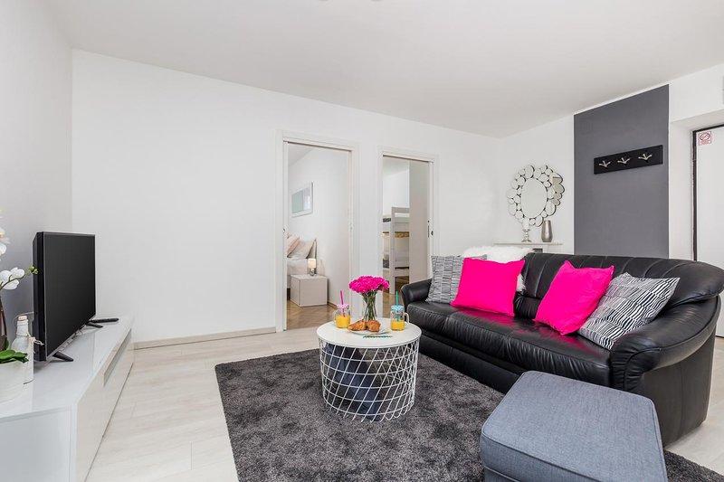 Sala de estar, superficie: 20 m²
