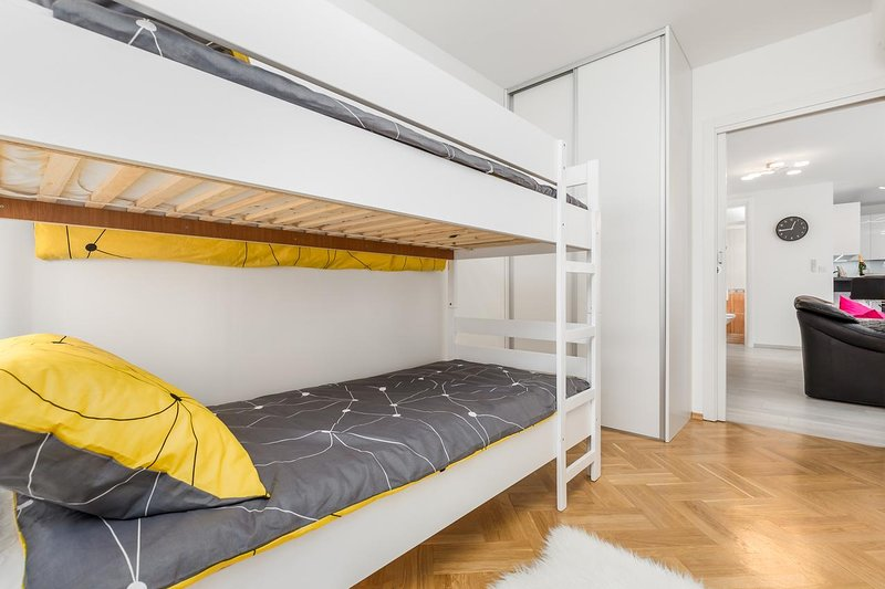 Dormitorio 2, superficie: 10 m²