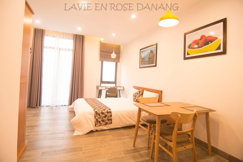 Lavie En Rose - A superior studio #3-1, holiday rental in Khue My
