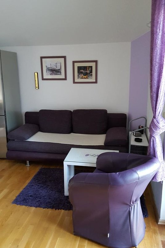 Sala de estar, superficie: 11 m²