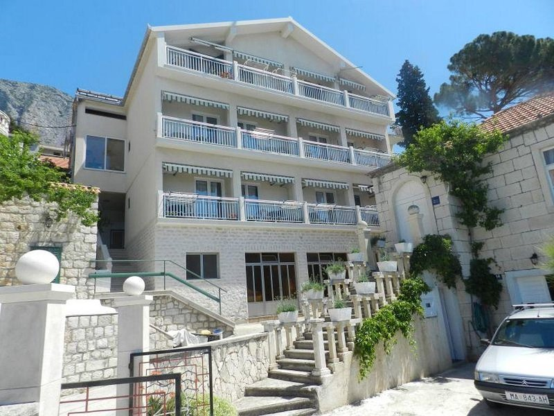 Studio flat Brist, Makarska (AS-15714-a), holiday rental in Brist
