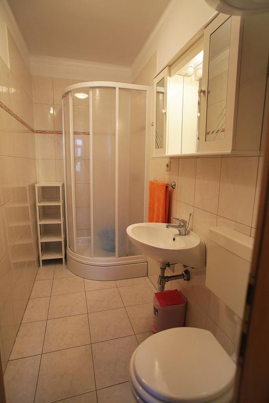 Baño, Superficie: 8 m²