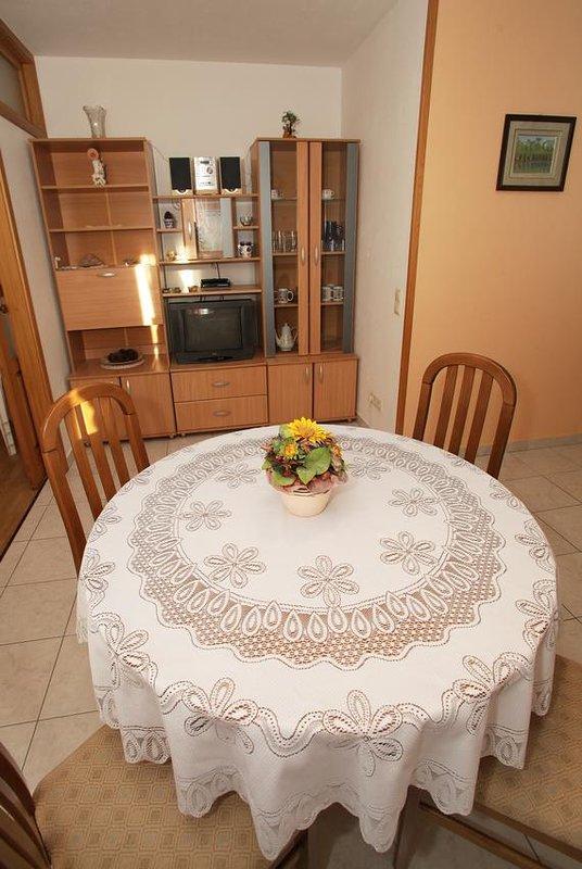 Comedor, Superficie: 10 m²