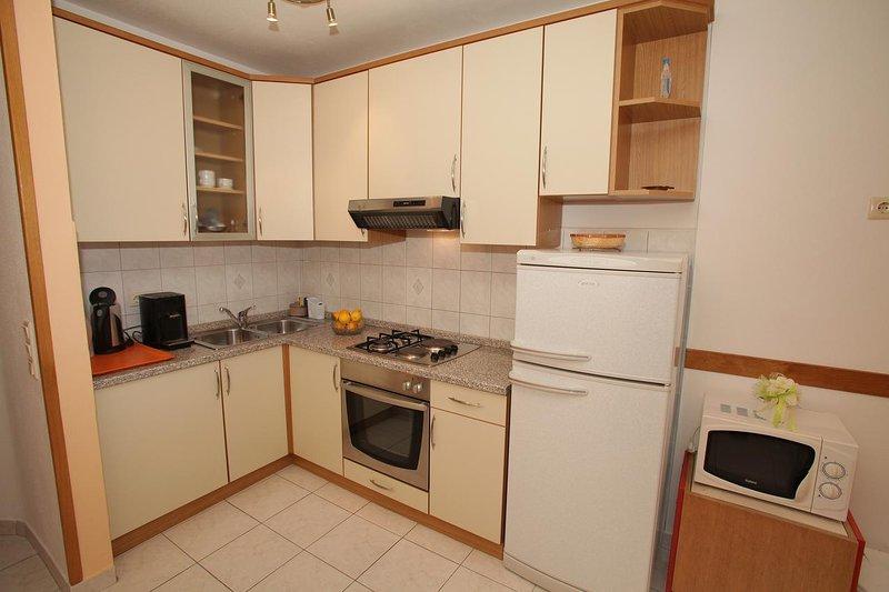 Cocina, Superficie: 7 m²