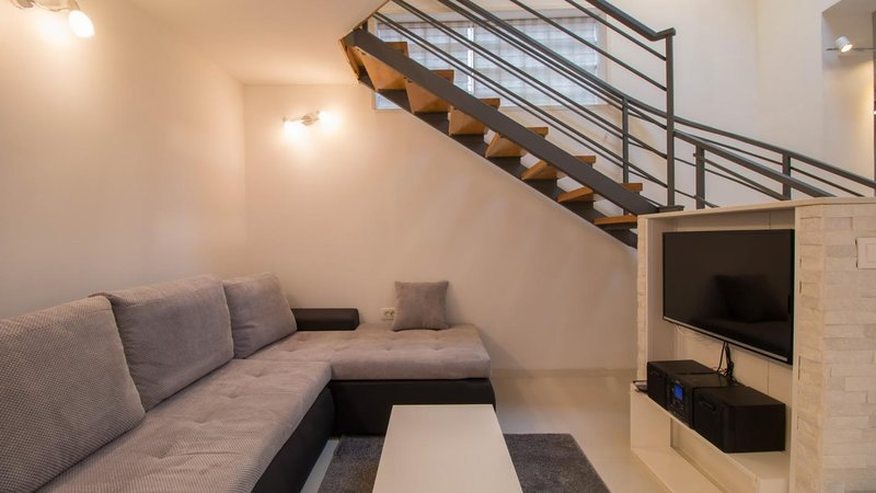 Studio flat Jušići, Opatija (AS-15874-a), location de vacances à Permani