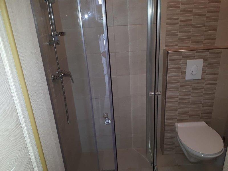 Cuarto de baño, superficie: 3 m²