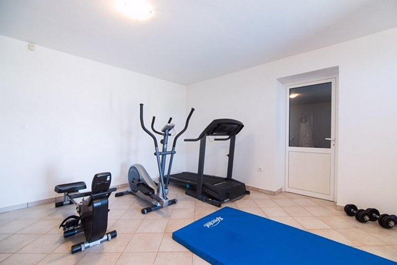 Sala de estar 2, superficie: 40 m²
