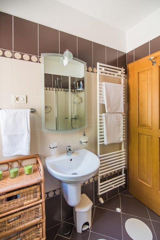 Baño 2, Superficie: 5 m²