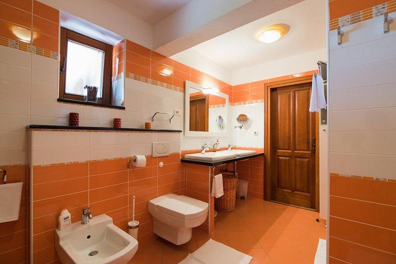 Baño 1, Superficie: 10 m²