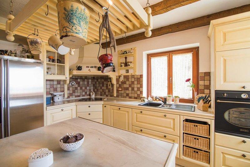 Cocina, Superficie: 6 m²