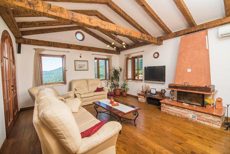 Sala de estar 1, superficie: 28 m²