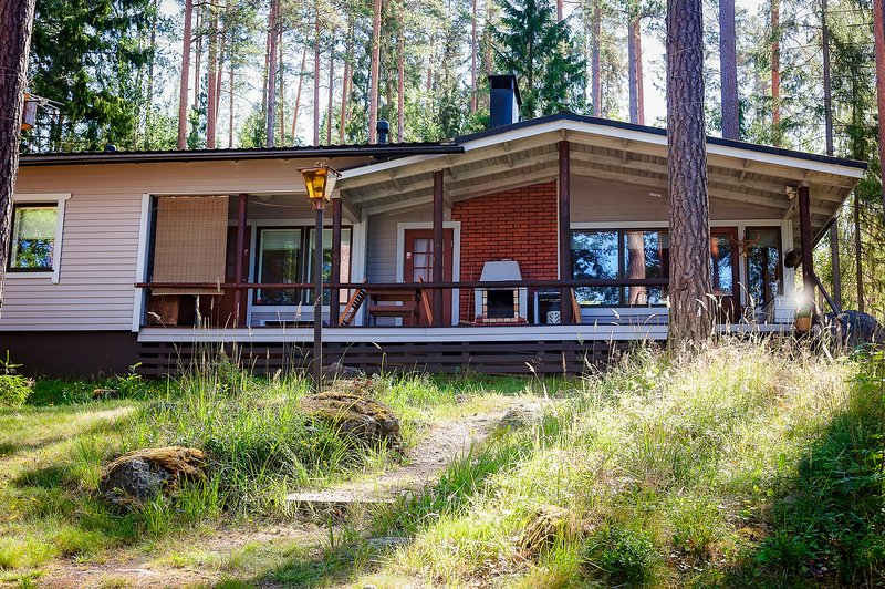 Kallista 741, holiday rental in Valkeala