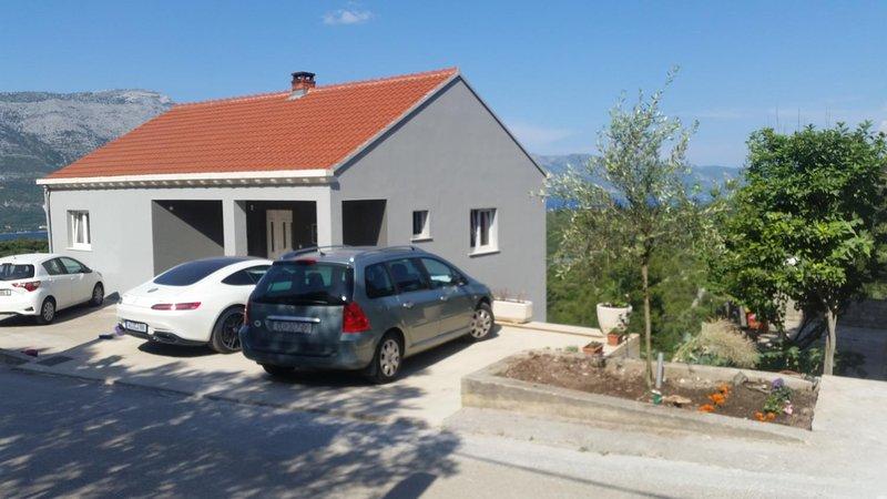 One bedroom apartment Žrnovo, Korčula (A-16045-a), vacation rental in Zrnovska Banja