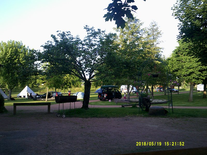 camping municipal, holiday rental in Loire