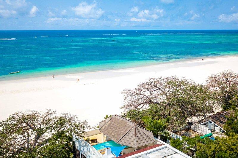Tequila Sunrise Sky Cabana - Diani Beach - Kenya, vacation rental in Galu Beach