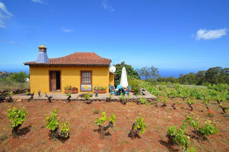 Federico, location de vacances à La Palma