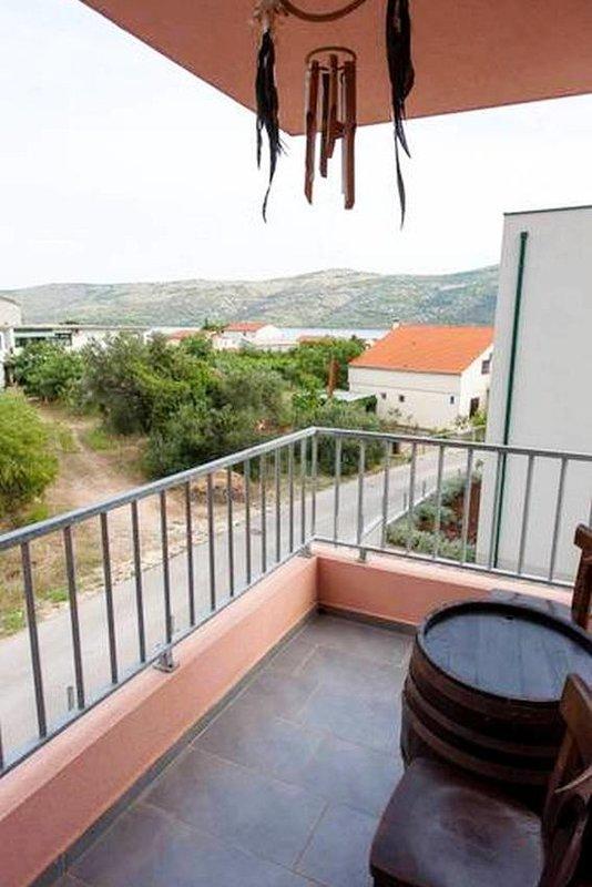 Balcón, Superficie: 5 m²